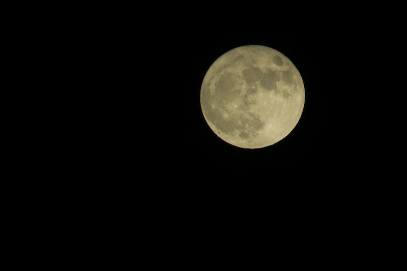 RANDONNEE au clair de lune à Sainte-Victoire