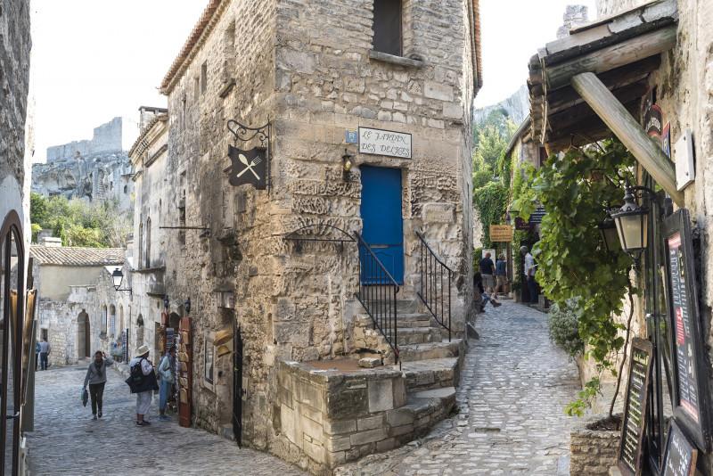 Excursion saint remy de provence les baux de provence for Entretien jardin st remy de provence