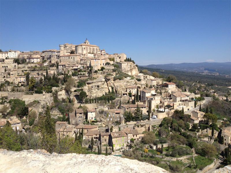 Excursion avignon et les villages perch s du luberon 7h45 - Aix en provence office du tourisme ...