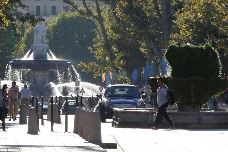 Visite guidée en anglais : SUR LES PAS DE CEZANNE